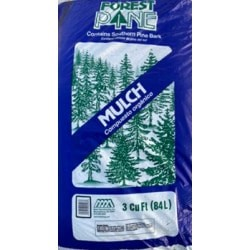Pine Bark Mulch 3 cubic ft bag